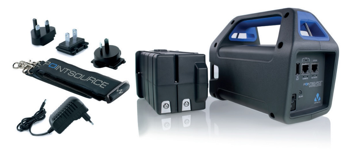 POINTSOURCE WIreless Set